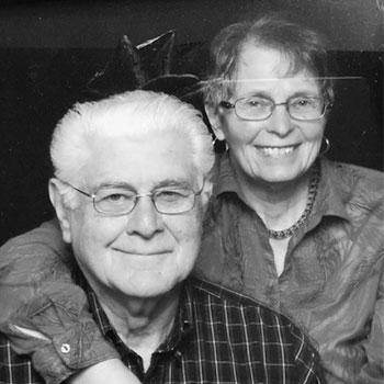 Garry Wickett, BA, BSW, MSW (UBC 1965)