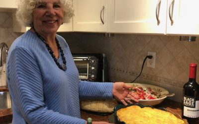 Cooking with the Choir Zooms into Life